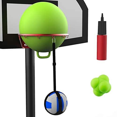 Volleyball Spike Trainer Basketball Hoop