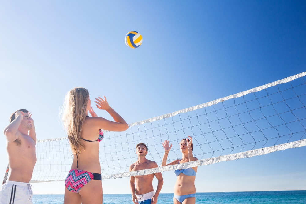 Benefits of Playing Volleyball - Volleyball Gear Guide